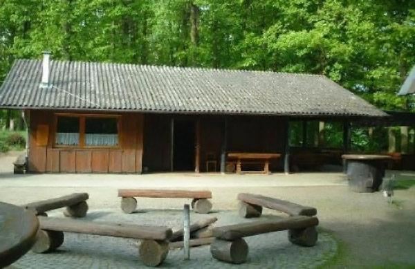 Unsere Schutzhütte